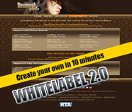 Create your own in 10 minutes | Whitelabel 2.0